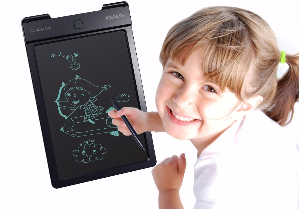 LCD Writing Tablet for kids drawing board