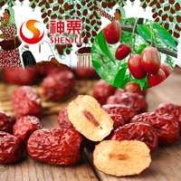Roasted Dried Chinese Red Dates