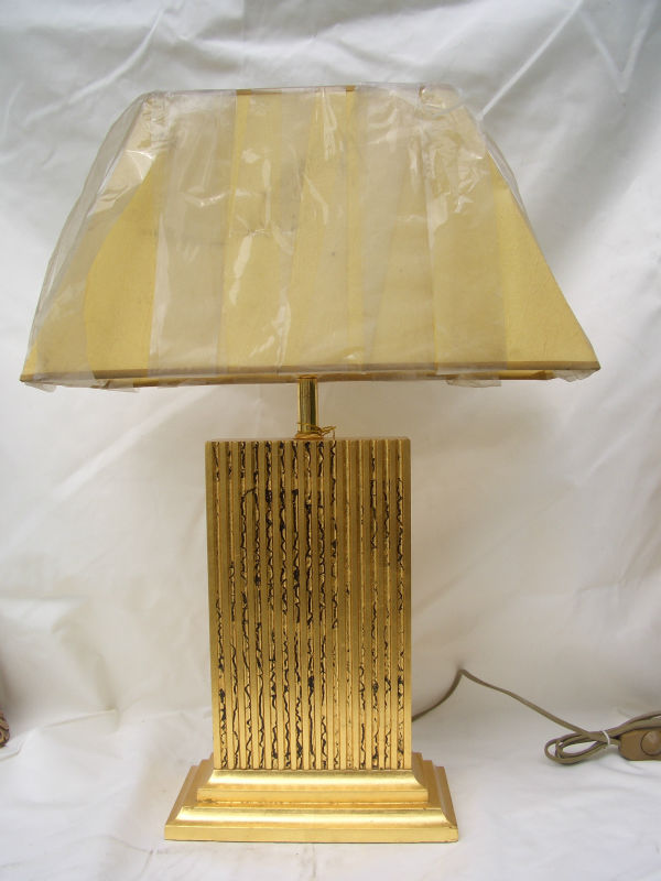 Table lamp / deocrative table lamp/resin table lamp/resin lamp shade