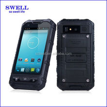4inch quad band dual sim rugged mobile phone for outdoor sports A8 6 sim mobile phone