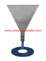 STVL-1 Stainless Steel V-Funnel Test Set (used to evaluate the segregation resistance of freshly mixed self-compacting concrete)