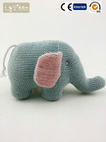 I-Green Toy Series- Wholesale Baby Toy Elephant mini toy animal