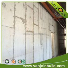 Factory composite sandwich insulated/partition wall panels prefab house