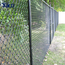 Residential building use Palisade fencing euro fence chain link fence