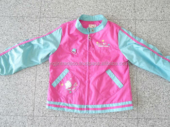 Used Clothing ,Children's Soft Nylon Jogging Wears Light