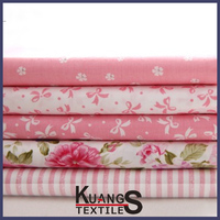 organic factory price polyester cotton fabric