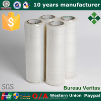 300% Elongation China Colored Stretch Film