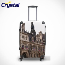 Cute School Luggage,Carry-on Type, Zipper Hard-Shell ABS+PC travel Luggage Sets