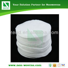 pp nonwoven colored cotton pads