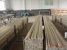 America standard High Quality extruded magnesium rod anode