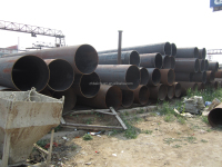 thick wall boiler pipe/ large diameter seamless pipe/ din 1654 alloy steel pipe