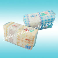 Table tissue paper plastic packaging bags/ tissue paper plastic holder