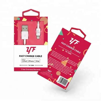Shenzhen mfi certified factory directly 100% real mfi usb cable for iphone8