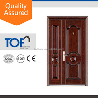 2016 Latest Low price high quality steel door manufacturer in dubai