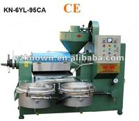 high quality automtic small scale oil press refinery