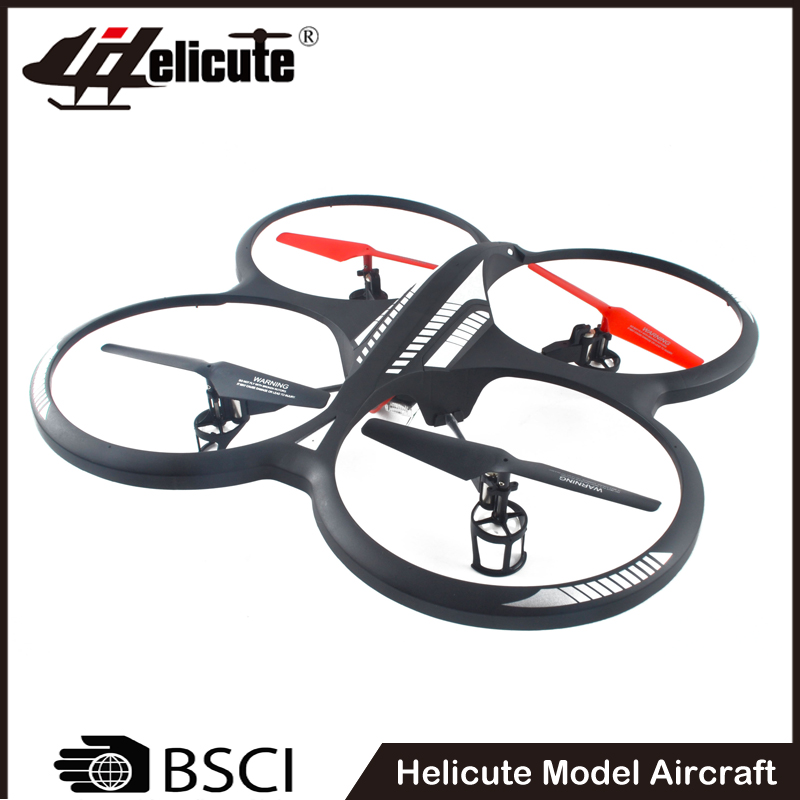 Cool Helicute black 4ch large scale rc drone aircraft