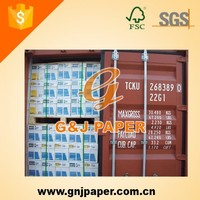 Virgin Wood Pulp Photocopy Paper A4 with Price