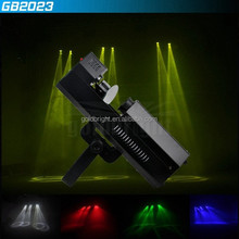 60w led scanner/1pc 60w Lumi LED with rainbow effect/dj lights/disco light