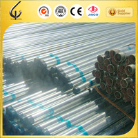 SS400 carbon steel welding round steel pipe for building material