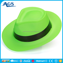Hot-selling eva material fashion hat in green