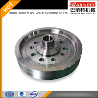 Bearing Steel auto parts wheel hub casting professional manufacturer
