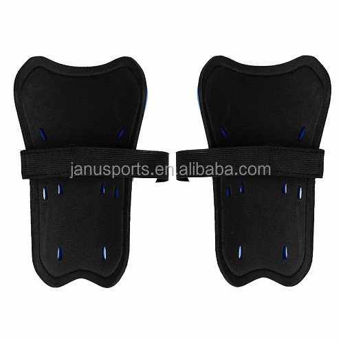 Latest Products 2pc WoWEN-7083# Adult Football Soccer Shin Pads Foam Protect Pad soccer shin guard