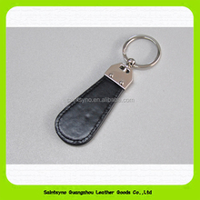 15076 Custom made promotional leather key chain with High quality sewing and excellent workmanship