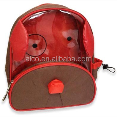 Dog design mini backpack children school bag with craft kit