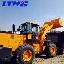 LTMA pay loader Manufacturer 1-7 ton small tractor front end wheel loader