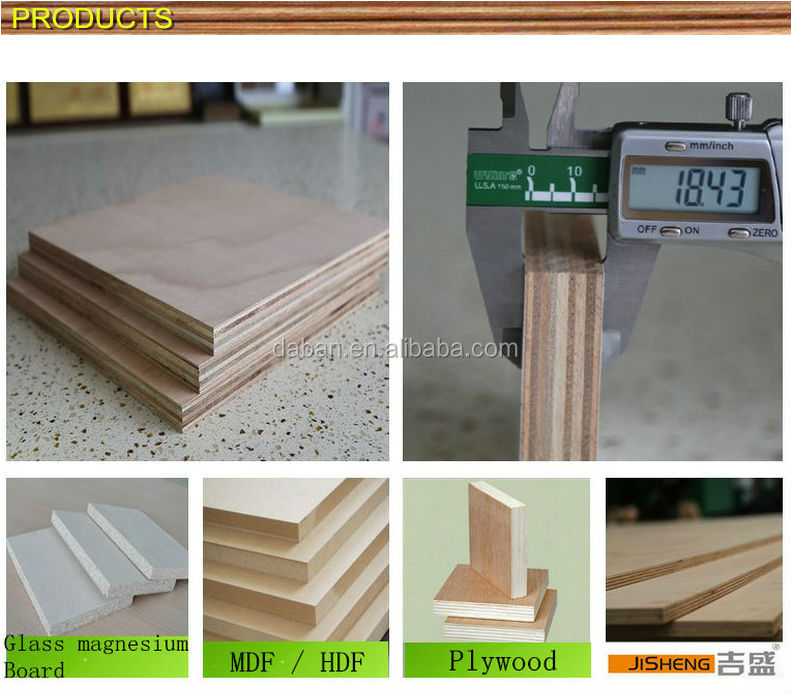 Best quality 9-18mm plywood/synthetic plywood in competitive price