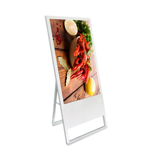 floor stand android advertising kiosk