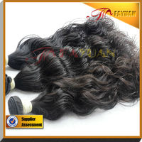 Full cuticle 8A grade 100% virgin wholesale brazilian human hair sew in weave