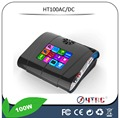 Black Colorful Touch Screen 6s Lipo Bttery Charger 10A 2- 6 Cells Lipo Professional Balance Charger better than Hitec 80W