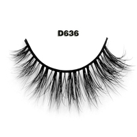 One pair new style eye lashes high quality eyelashes private label mink 3d lash own brand eyelahse