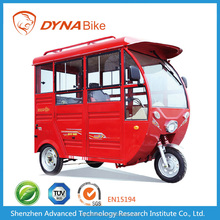 Dynabike Noah T1 - 500~2500W Motor/20~40AH Battery/5 Seats - Electric Tricycle