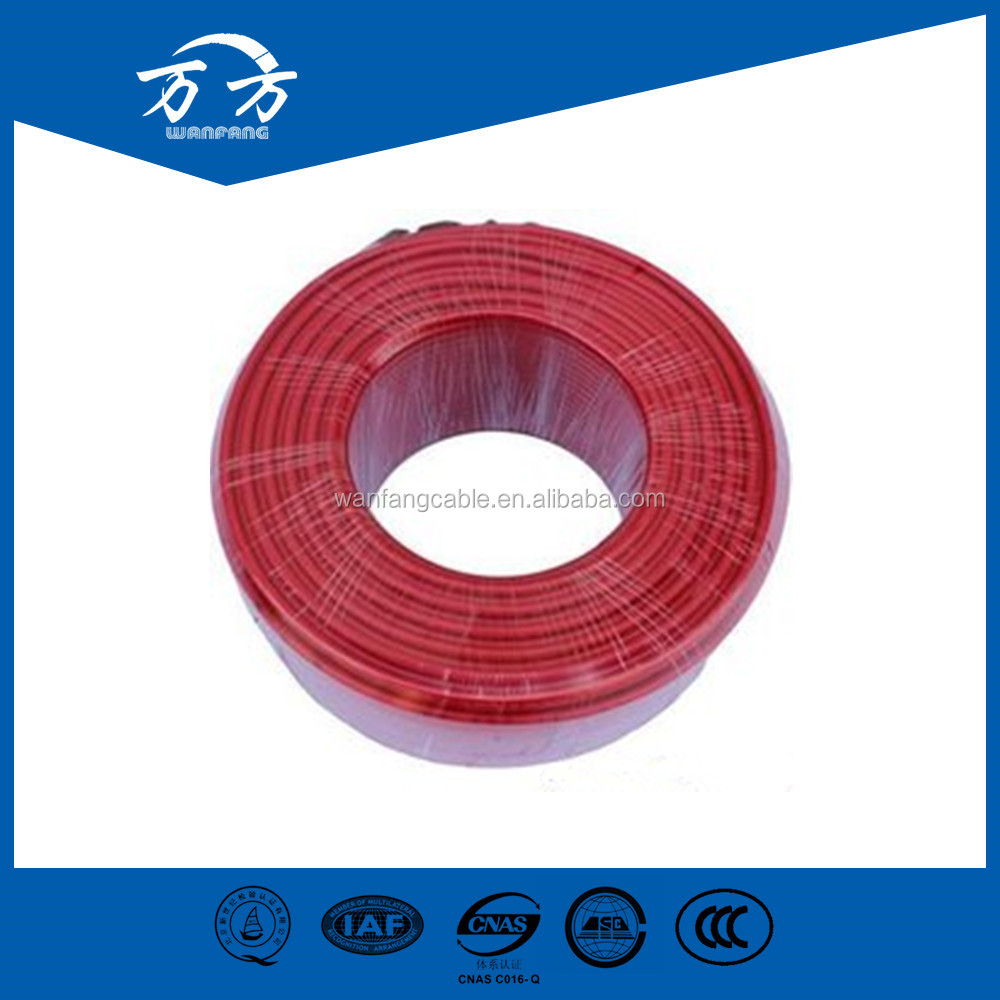 Hebei Low Voltage Copper Conductor 2.5mm electrical cable price