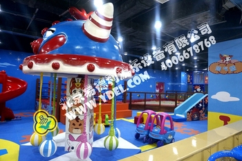 wanda plaza kids place indoor playground for children
