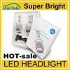 high beam and low beam CREE auto head lamp H4