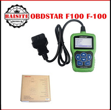 OBDSTAR F-100 For Ford/Mazda Auto Key Programmer No Need Pin Code Support Latest Models F100 Odometer Correction tool