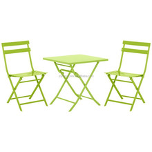 High Quality French Bistro Table Sets Cast Iron Bistro Set Folding Bistro Set