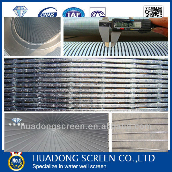 Sell Johnson Stainless Screen Pipe for Food and Hygienic Application