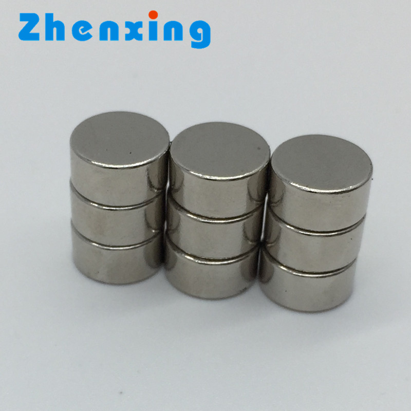 Customized Small disc N50 Neodymium magnet 5x3mm