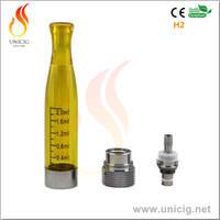 2014 High quality ego H2 clearomizer
