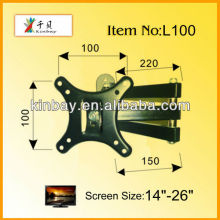 fashionable electronic panasonic plasma wall mounts
