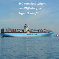 sea freight shipping to vladivostok by professional shipment from china - Skype:chloedeng27