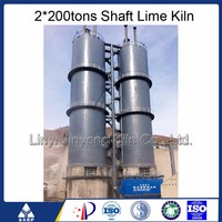 50 Tons Quicklime/Calcium Oxide/Cao Shaft Kiln Production Line