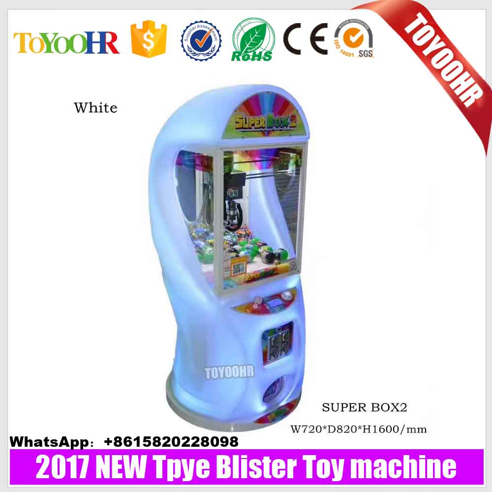 China Made claw machine stacker game With Good Service