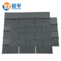 Colorful Mosaic/Goethe/ double-layer asphalt roofing shingles with low cost& high quality