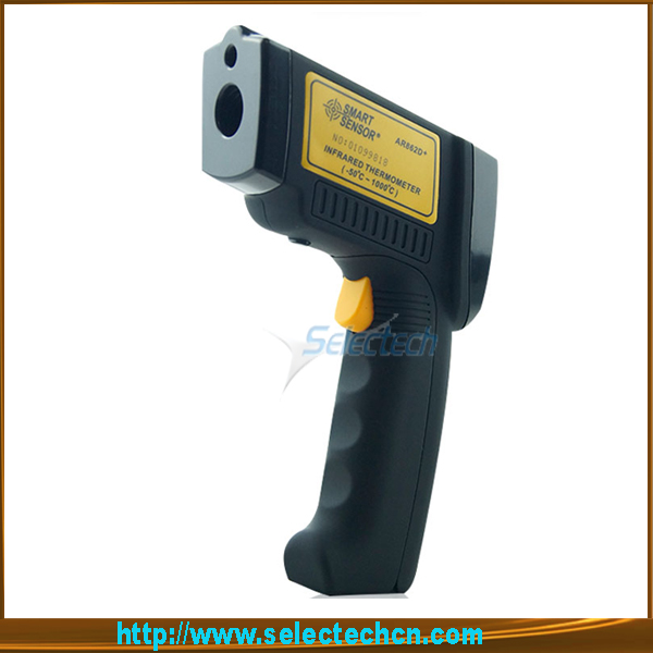 SE-AR862D Gun type Non-contact LCD digital infrared thermometer