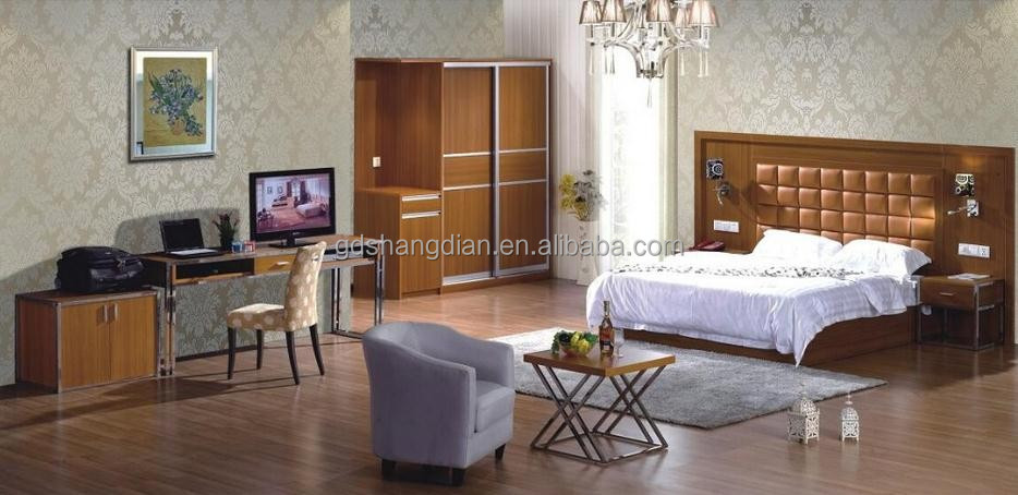 Second hand hotel furniture classic bedroom set furniture china furniture factory